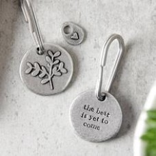 Kutuu  - 'The Best is Yet to Come' keyring
