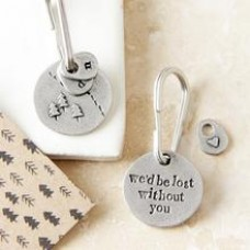 Kutuu  - 'Lost Without You' keyring