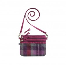 Earth Squared Tweed Pouch Bag Glen