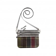 Earth Squared Tweed Pouch Bag Wisteria