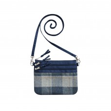 Earth Squared Tweed Pouch Bag Loch