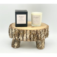 Jadore Candle - Wisteria, Orange Blossom & White Tea 9cl