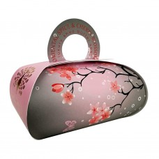 The English Soap Co.  - Oriental Spice and Cherry Blossom Large Gift Bath Soap