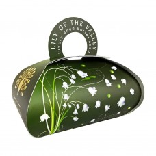The English Soap Co. -  Lily of the Valley Large Gift Bath Soap