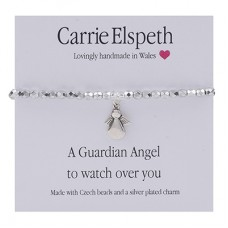 Carrie Elspeth Bracelet A Guardian Angel to watch over you