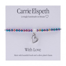 Carrie Elspeth Bracelet with love